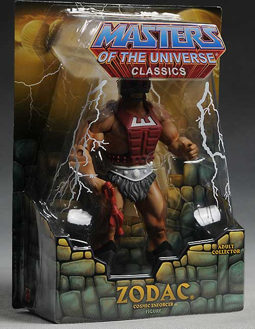 Zodac Masters of the Universe Classics figure by Mattel