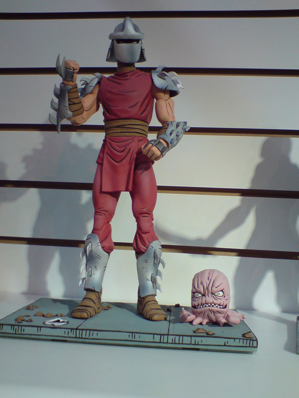 NECA TMNT Shredder action figure