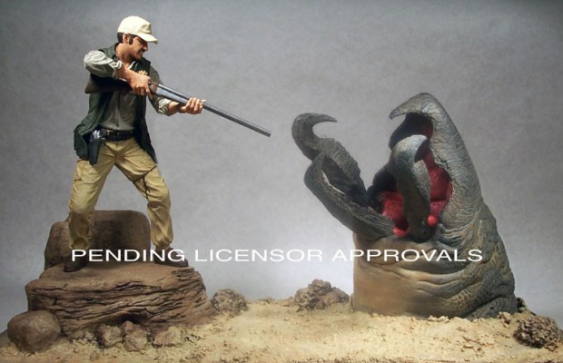 Tremors Boxed Set action figures