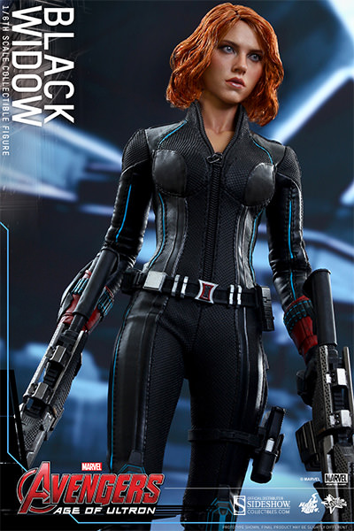 Hot Toys Black Widow Age of Ultron figure
