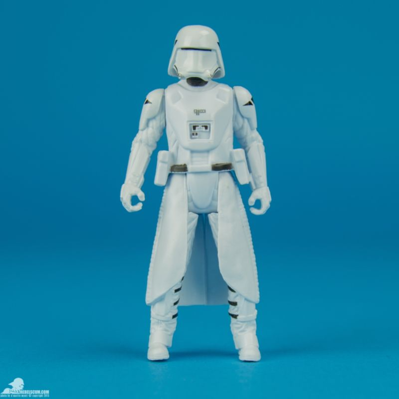 First Order Snowtrooper action figure by Hasbro