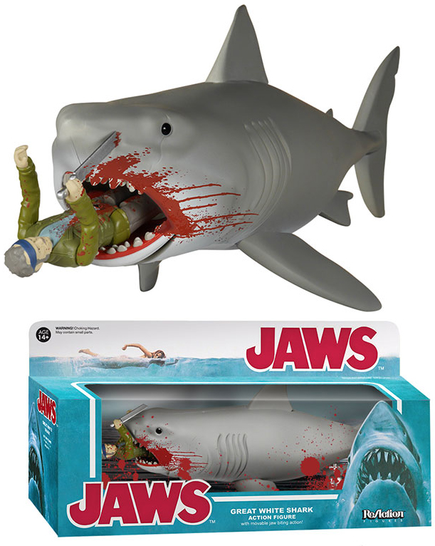 Jaws Bruce vinyl figure by Funko