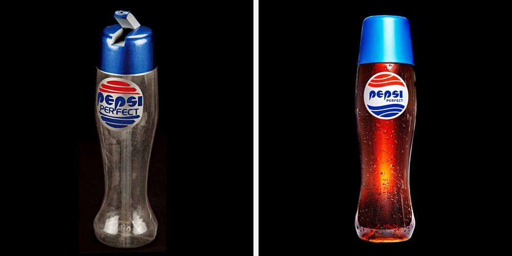 Pepsi Perfect Back to the Future