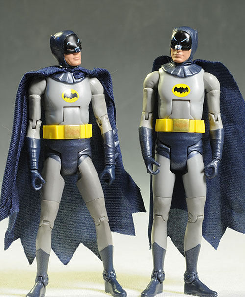 1966 Classic Batman action figure by Mattel