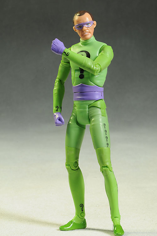 Riddler 1966 Classic Batman action figure by Mattel
