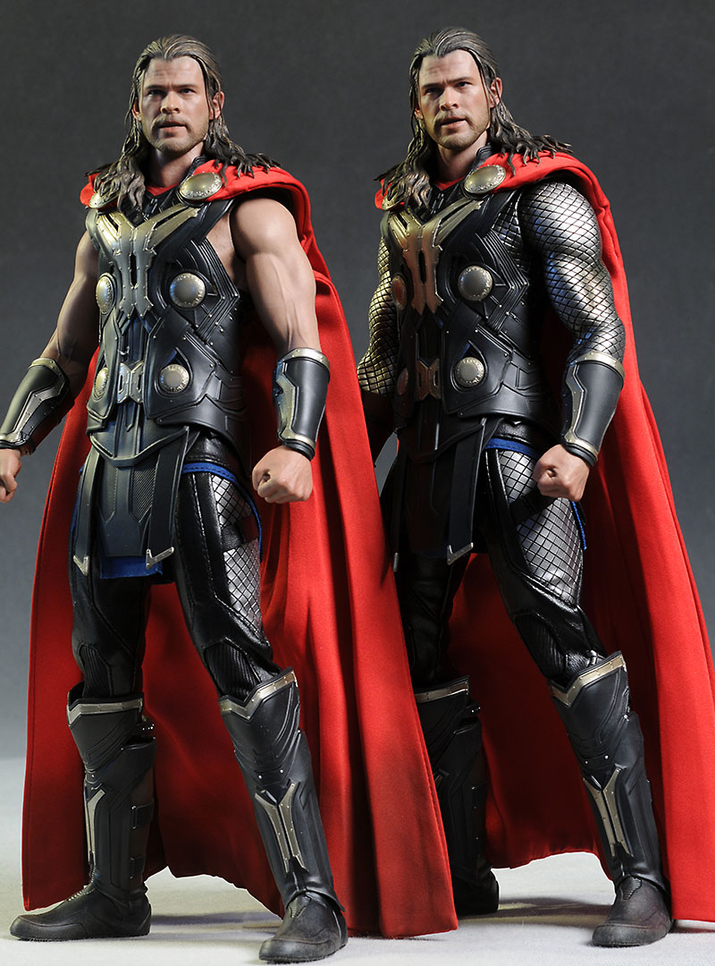 The Dark World Thor sixth scale action figures by Hot Toys