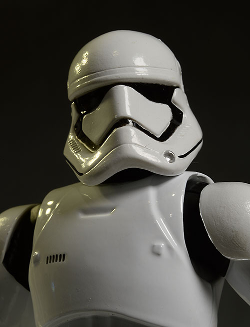 Star Wars First Order Stormtrooper action figures by Hasbro and Disney