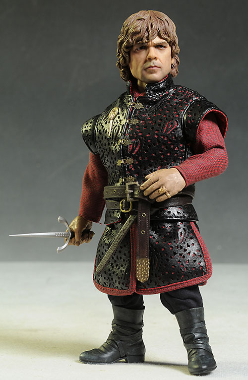Game of Thrones Tyrion Lannister action figure by ThreeZero