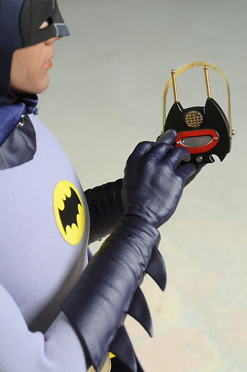 Batman Adam West 1966 Television Show sixth scale action figure by Hot Toys