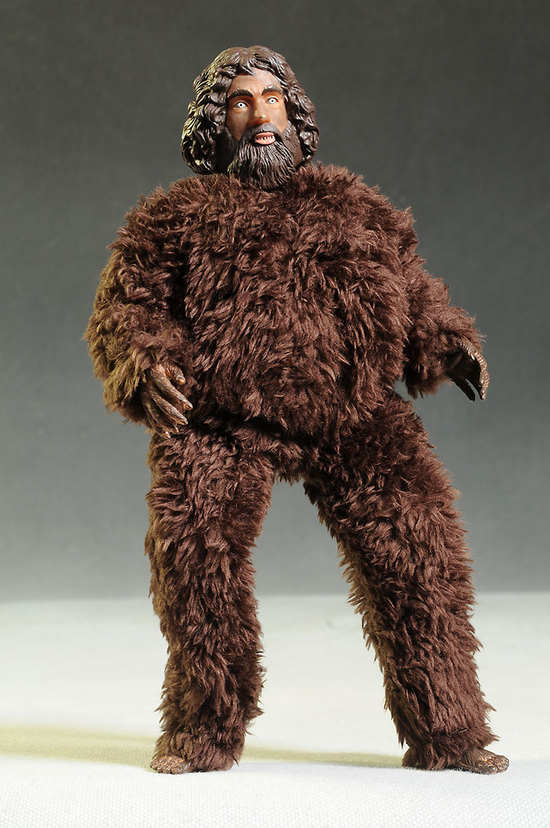 Six Million Dollar Man Bigfoot Action Figures By Bifbangpow