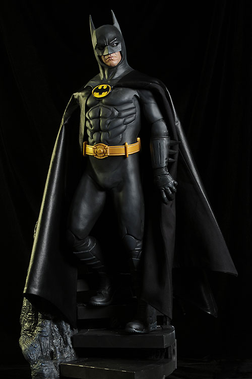 1989 Batman Premium Format Exclusive statue from Sideshow