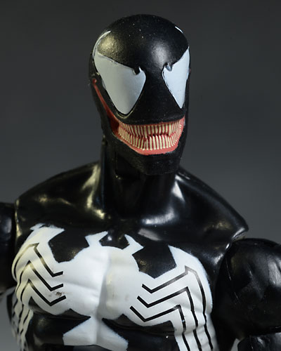 Venom Marvel Legend action figures by Hasbro