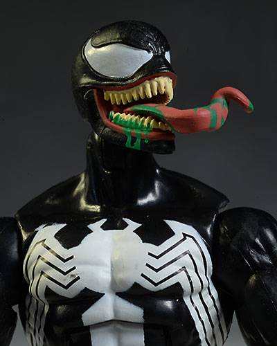 Venom Marvel Legends action figure by Hasbro