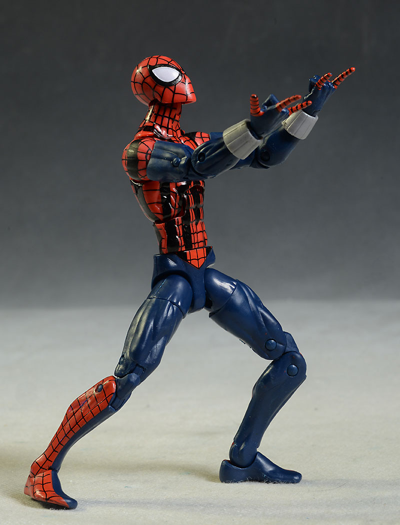 Ben Reilly Spider-Man Marvel Legends action figure by Hasbro