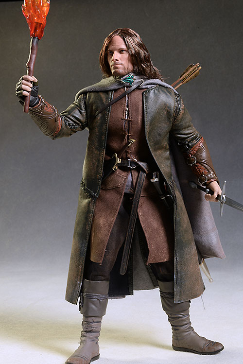 Lord of the Rings Aragorn sixth scale action figure by ACI