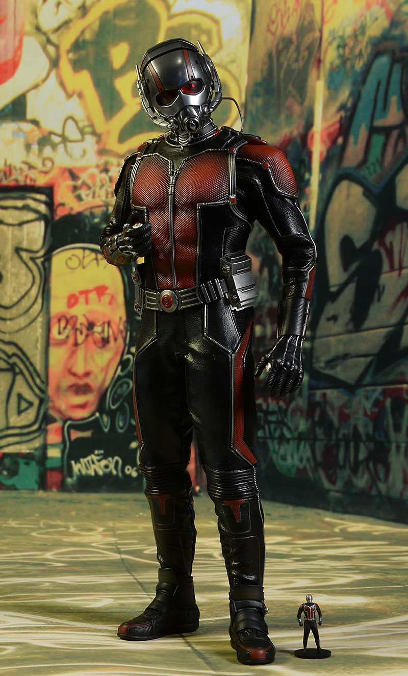 Marvel Ant-Man sixth scale action figure by Hot Toys