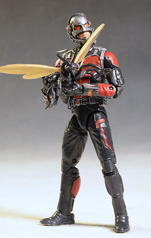 Marvel Legends Ant-Man action figures by Hasbro