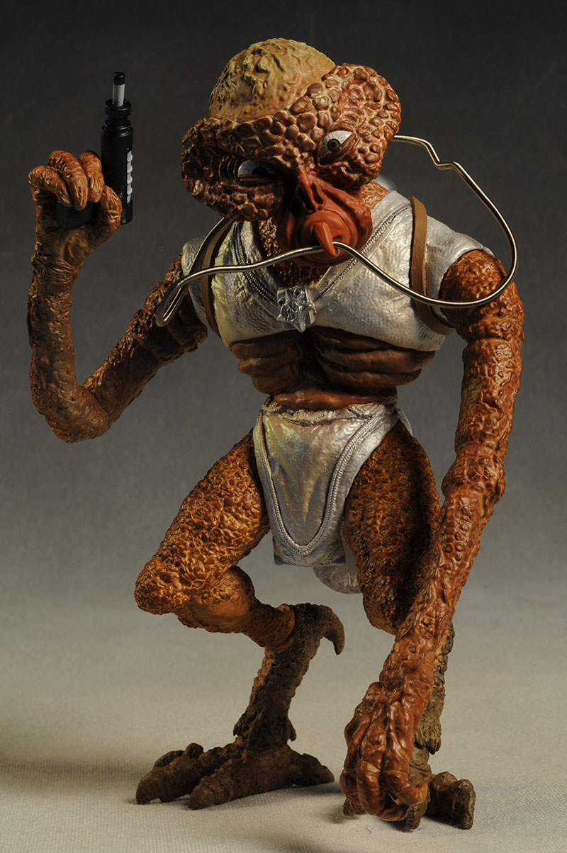 Architects of Fear Outer Limits alien action figure by X-Play