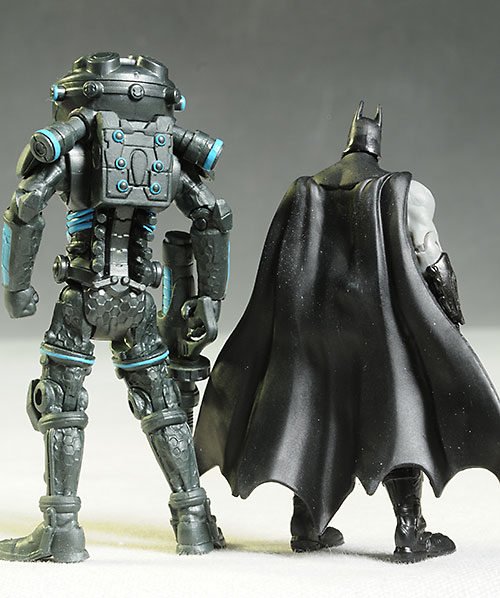 Batman Arkham City action figure by Mattel
