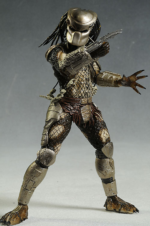 Jungle Hunter Predator action figure by NECA
