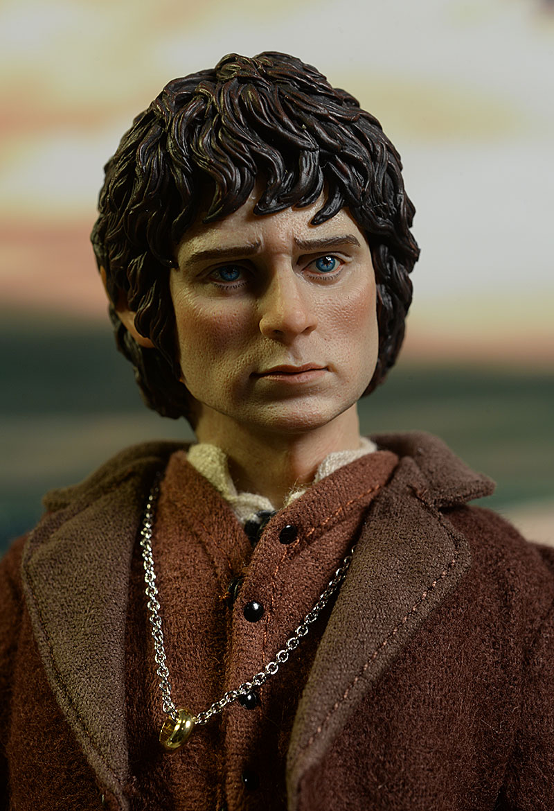 art baggins on elijah by frodo the of lord rings wood