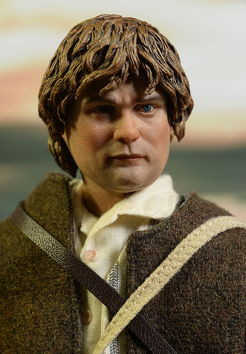 Lord of the Rings Sam 1/6th action figure by Asmus Toys