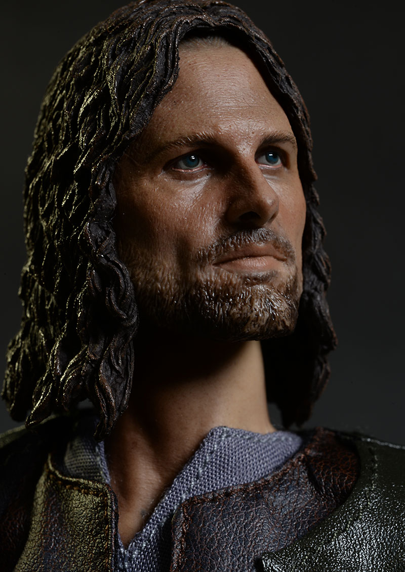 Lord of the Rings Aragorn 1/6th action figure by Asmus