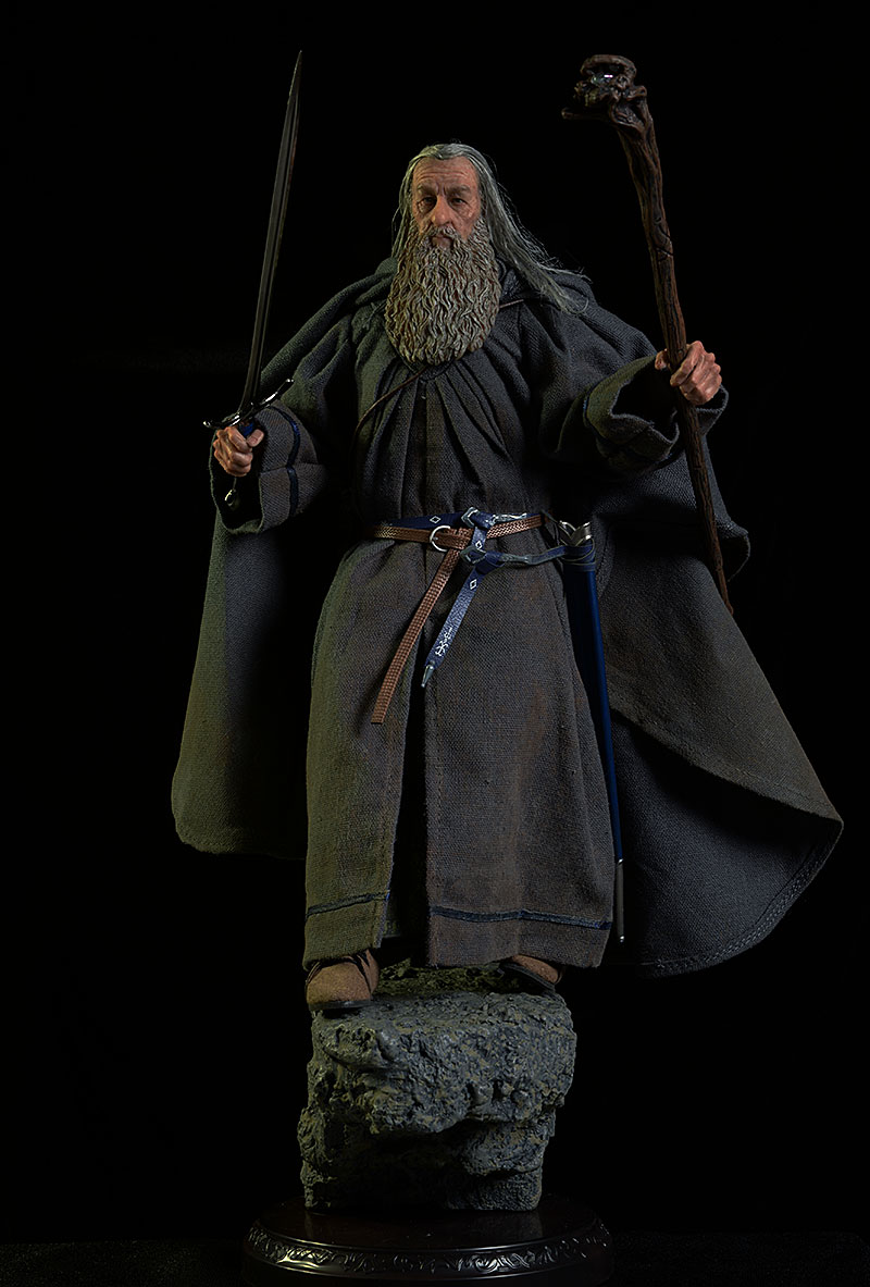 Lord of the Rings Gandalf sixth scale figure by Asmus Toys