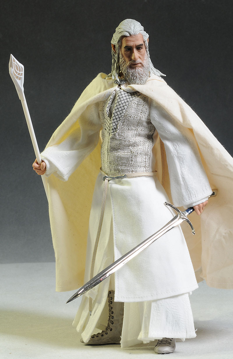 Gandalf the White action figure