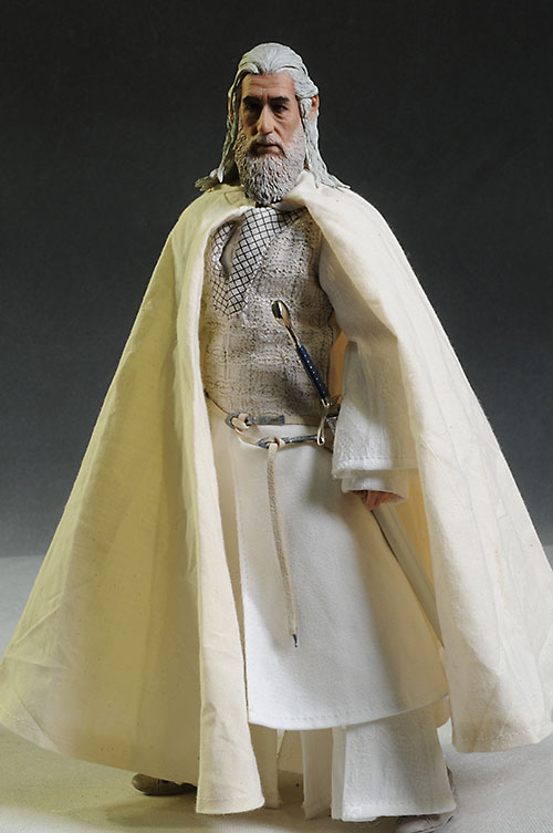 Gandalf the White - Lord of the Rings action figure by Asmus