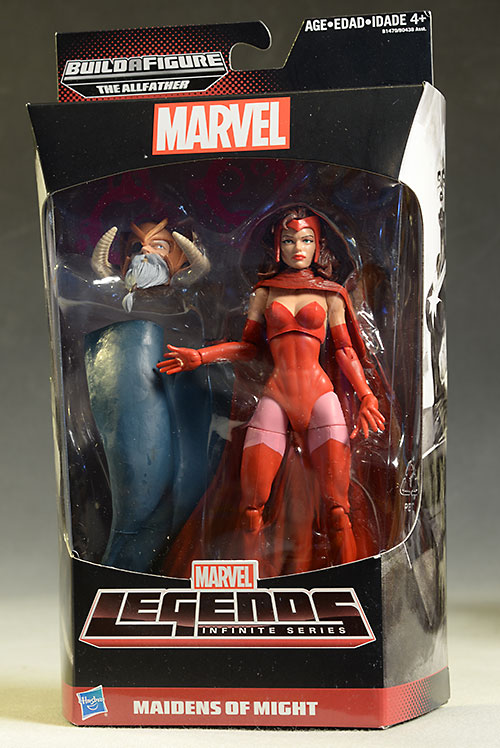 Marvel Legends Avengers action figures