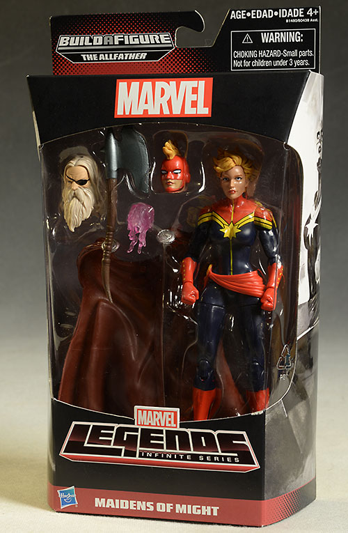 Marvel Legends Avengers action figure by Hasbro