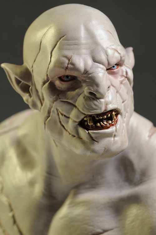Azog The Hobbit mini-bust by Gentle Giant