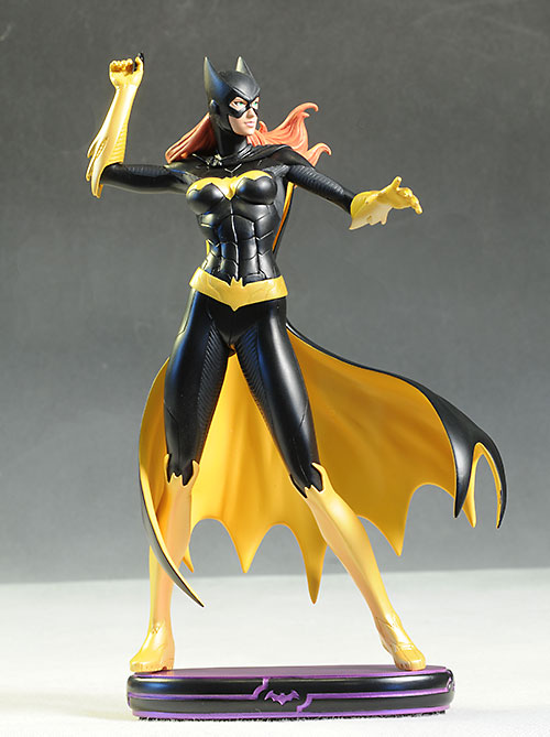 DC Cover Girls New 52 Batgirl statue by DC Collectibles