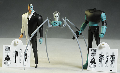 Batman Animated Action Figures by DC Collectibles