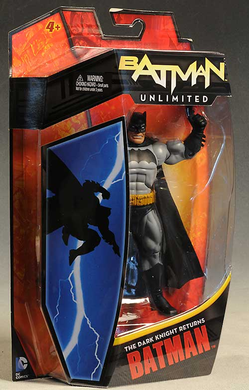 Batman Unlimited Dark Knight Returns Batman action figure by Mattel
