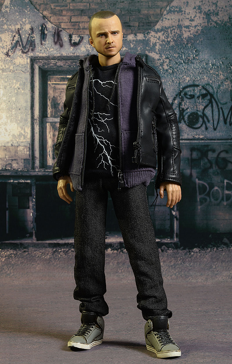 Breaking Bad Jesse Pinkman sixth scale action figure by ThreeZero