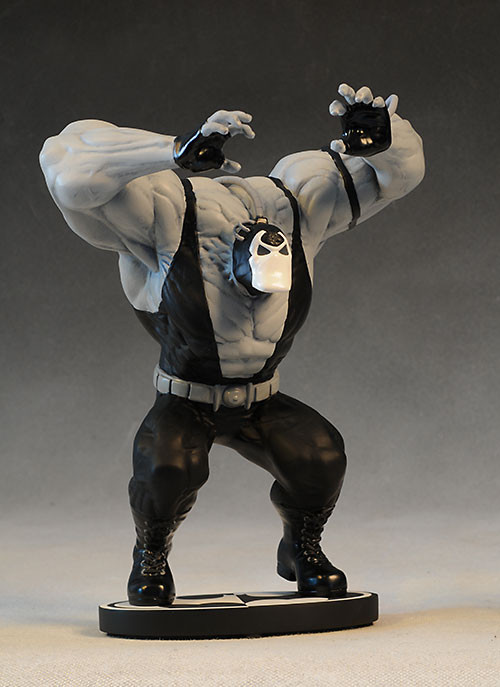 Bane Batman Black and White statue by DC Direct