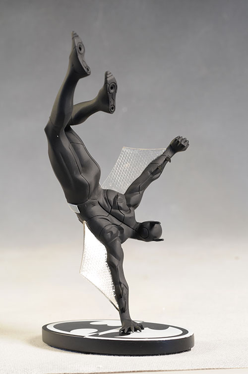Batman Black and White Batman Beyond statue by DC Direct