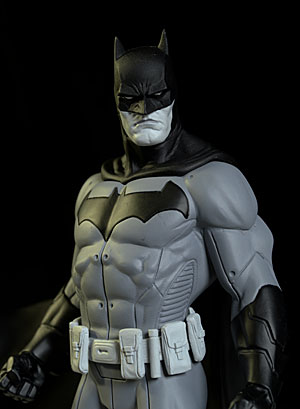 Review And Photos Of Batman Black And White Jason Fabok Statue