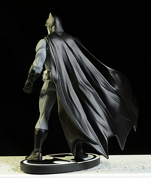 Batman Black and White Jason Fabok statue by DC Collectibles