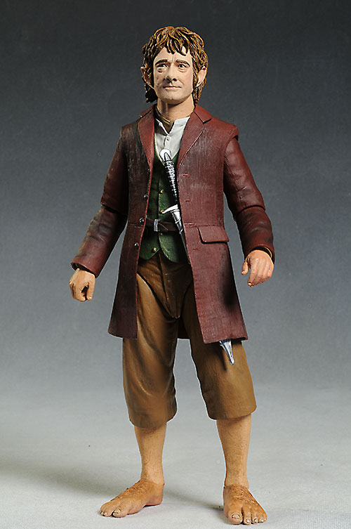 Bilbo Baggins 1/4 scale action figure by NECA
