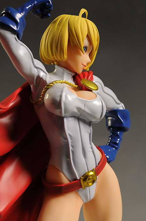 Bishoujo Power Girl statue by Kotobukiya