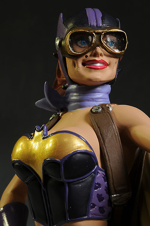 DC Bombshells Batgirl statue by DC Collectibles