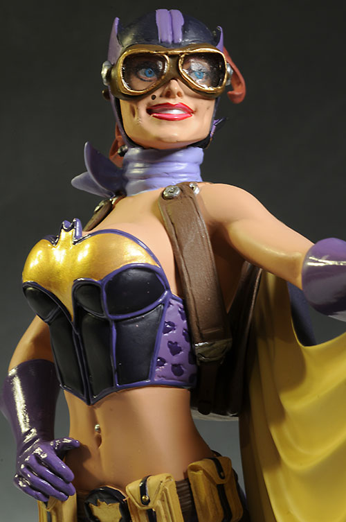 Batgirl DC Bombshells statue by DC Collectibles
