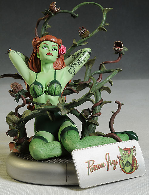 Poison Ivy DC Bombshells statue by DC Collectibles