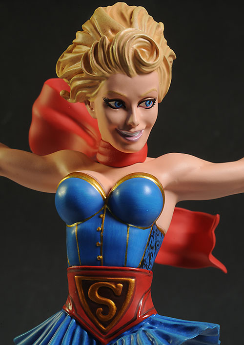 Supergirl DC Bombshells statue by DC Collectibles
