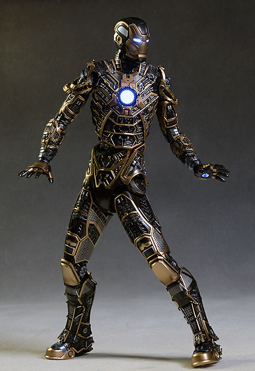 Iron Man Bones 1/6th action figure by Hot Toys