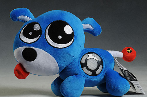 Brobo Dog plush toy by Keji Toys