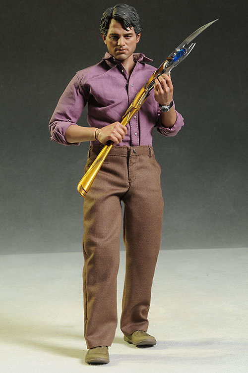 Avengers Bruce Banner 1/6th action figure by Hot Toys